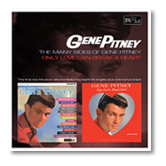 Gene Pitney - The Many Sides Of Gene Pitney / Only Love Can Break A Heart