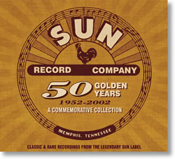 Sun Records: 50 Golden Years - A Commemorative Collection Fab-U-Lus FBUBX002