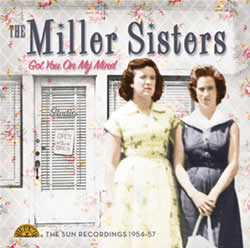 SNAM952CD The Miller Sisters